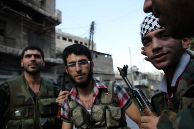 Report says Israel talks with Syria rebels