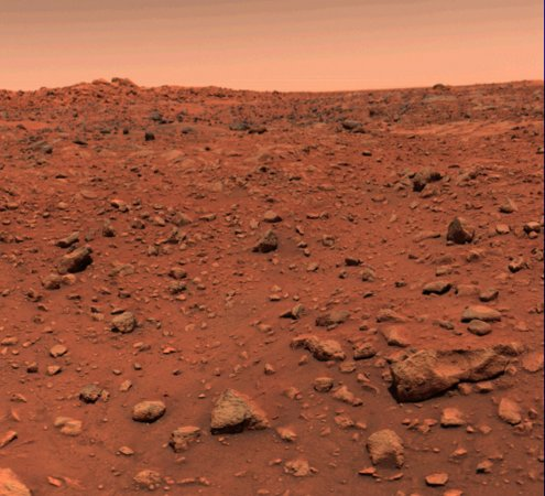 Mars One teams with Uwingu to use 'people's map of mars'