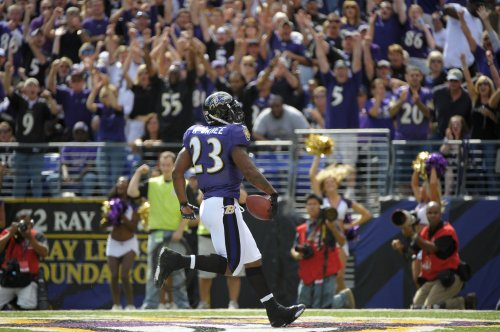NFL: Baltimore 48, Detroit 3