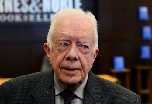 Jimmy Carter chides U.S. for slow progress on climate change