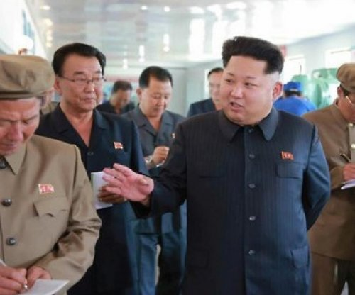 Kim Jong Un hails North Korea munitions factory for latest development