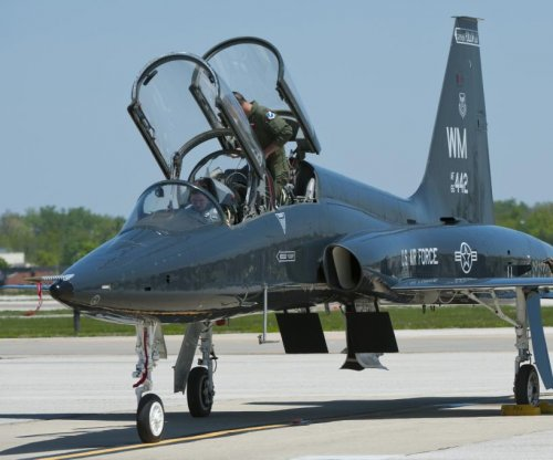 Boeing selected for T-38C avionics support