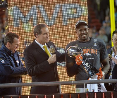 Super Bowl: Denver Broncos LB Von Miller named MVP