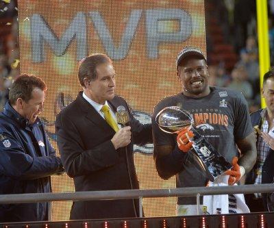 Super Bowl: Denver Broncos LB Von Miller named MVP