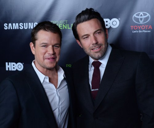 Matt Damon, Ben Affleck fight over Tom Brady in charity video