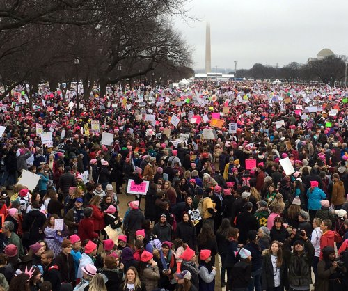 Thousands converge for Women's March nationwide