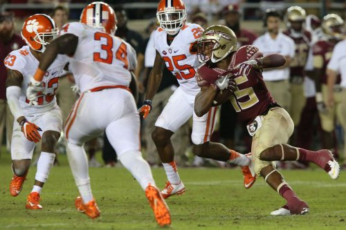 Father of FSU WR Travis Rudolph killed in accidental shooting