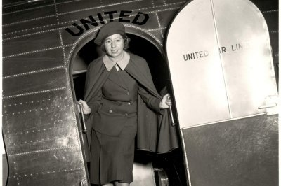 First female flight attendant took maiden trip 90 years ago