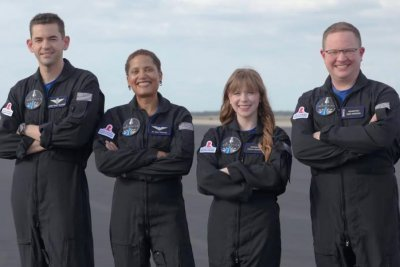SpaceX introduces final members of all-civilian Inspiration4 crew
