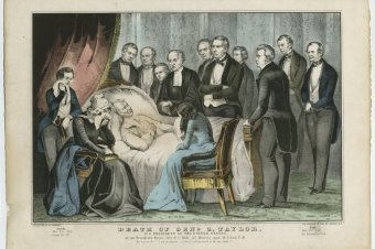 On This Day: Remains of President Zachary Taylor exhumed