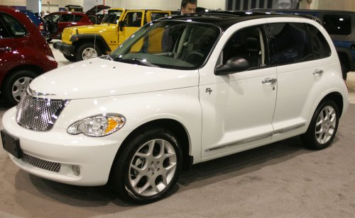 PT Cruiser nears end of the line
