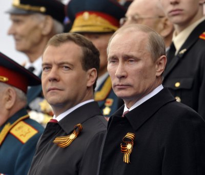 Diplomatic cables allege Putin holds grudge with Estonia