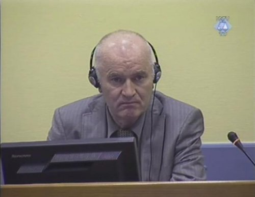 Ratko Mladic's defense begins in war crimes trial at The Hague