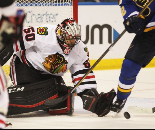 St. Louis Blues rally, pull out shootout win over Chicago Blackhawks