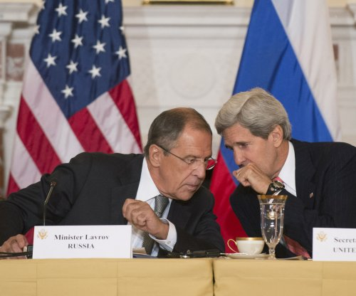 New Syria peace talks between U.S., Russia set for this weekend