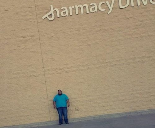 Man's tongue-in-cheek plan to sue Walmart over falling 'P' goes viral