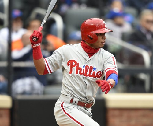 Cesar Hernandez's walk-off single lead Philadelphia Phillies rally to top Washington Nationals