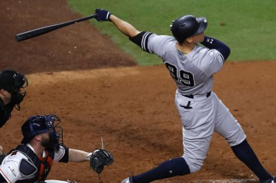 New York Yankees' Aaron Judge on short list for AL MVP, Rookie of Year