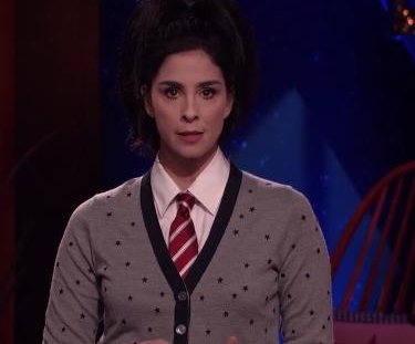 Sarah Silverman: 'I love Louis [C.K.] but Louis did these things'