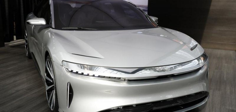 Saudis Back Lucid Motors With 1b Investment For Electric Cars By 2020 Upi