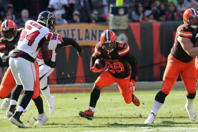 Browns RB Duke Johnson linked to Texans, Jets, Eagles in possible trade