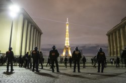 3 French police officers suspended for beating Black man