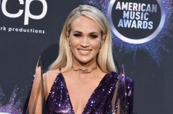 Carrie Underwood recalls 'long, hard road' to son Jacob's birth