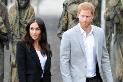Stars react to Meghan Markle, Prince Harry interview with Oprah