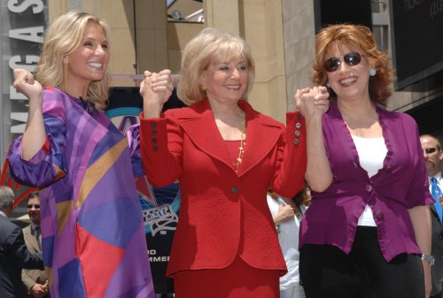 Joy Behar celebrates her last day as co-host of 'The View'