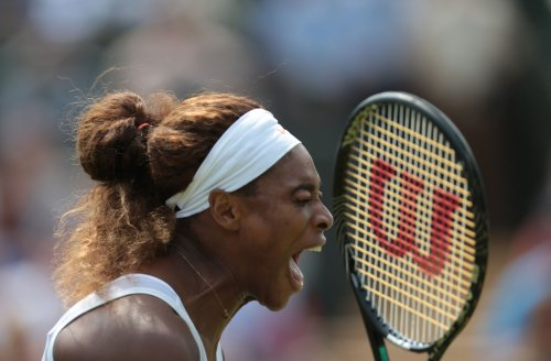 S. Williams, A. Radwanska win in Wimbledon's second round