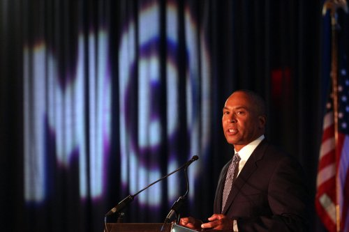 Mass. Gov. Deval Patrick: I'm not running for president
