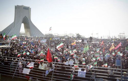 Outside View: Time to listen to Iranian voices for freedom