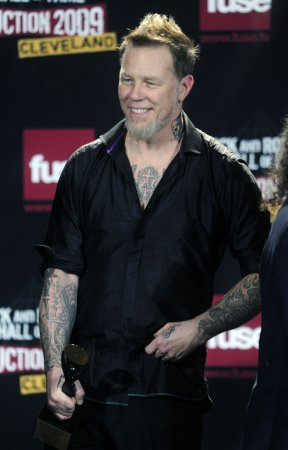 Metallica's James Hetfield to narrate new docuseries 'The Hunt'