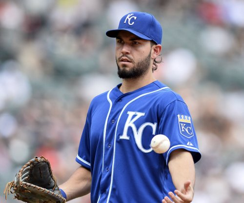 Eric Hosmer's blast sparks Kansas City Royals in rout of Cleveland Indians