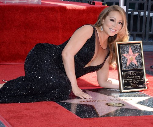 Mariah Carey receives Walk of Fame star, will appear on 'Empire'