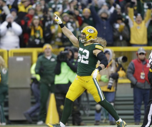 Green Bay Packers defense stops St. Louis Rams
