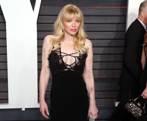 Courtney Love to star in film version of 'The Possibility of Fireflies'