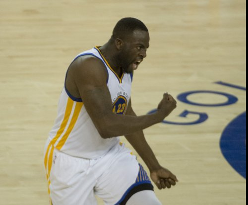Draymond Green to watch Game 5 from Oakland Athletics stadium
