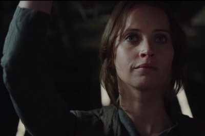 'Rogue One: A Star Wars Story': The Rebellion fights back in new story trailer