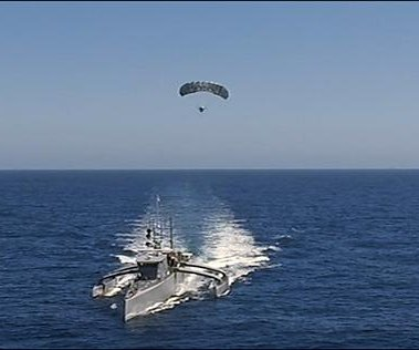 DARPA tests Sea Hunter sub-tracking drone