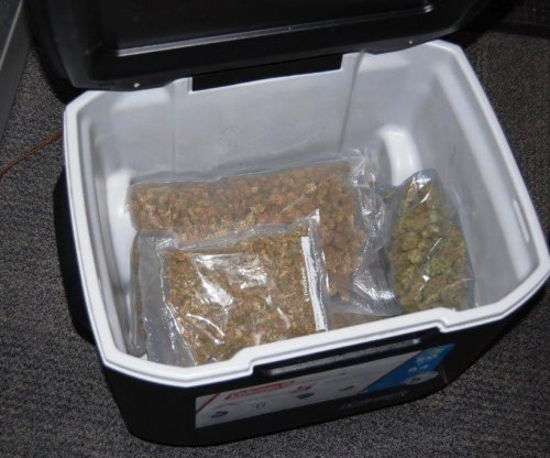 Cooler donated to Goodwill store contained $24,000 worth of pot
