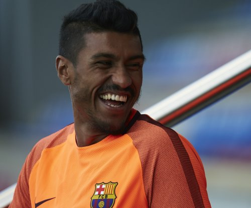 La Liga: Paulinho saves FC Barcelona with late goal at Getafe