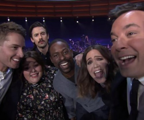 'This is Us' cast hugs America following emotional episode