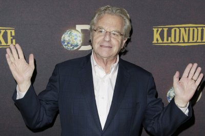 Jerry Springer's 'Judge Jerry' courtroom show to debut in fall 2019