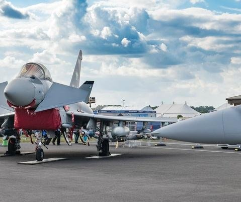 Sweden, Britain to partner on future combat aircraft development