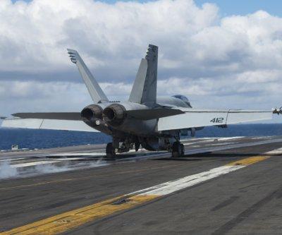 USS Harry S. Truman, carrier strike group join 6th Fleet in Atlantic Ocean
