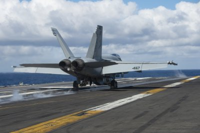 USS Harry S. Truman, carrier strike group join 6th Fleet in Atlantic Ocean