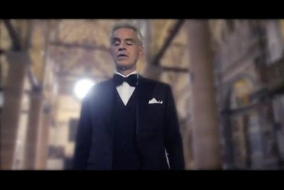 Andrea Bocelli to perform from Duomo Cathedral on Easter