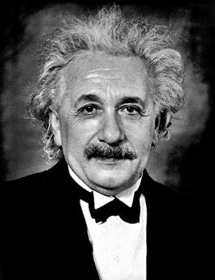 Einstein's genius put down to 'well-connected' brain halves