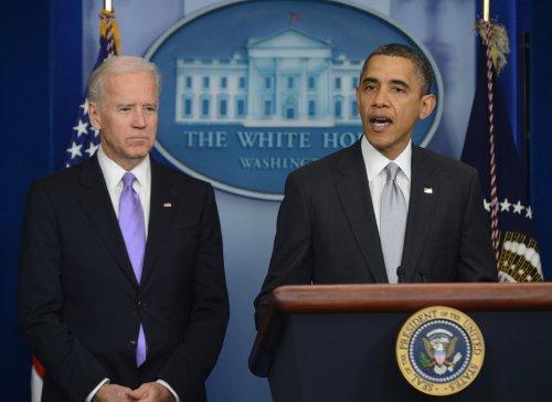 Biden meets with police on gun control